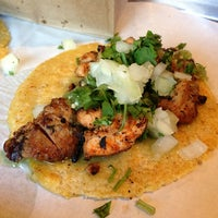 Foto scattata a Otto's Tacos da Marissa il 11/16/2013