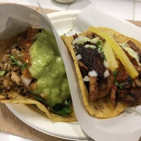 Photo taken at Los Tacos No. 1 by Marissa on 12/10/2017