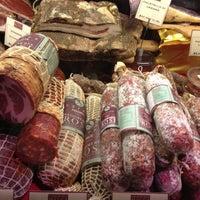 Photo taken at Salumeria Rosi Parmacotto by Mindy J. on 12/5/2012