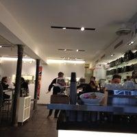 Photo taken at FIKA Espresso Bar by Mindy J. on 10/12/2012