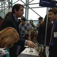 Photo taken at New York Wine Expo by Mindy J. on 3/2/2013