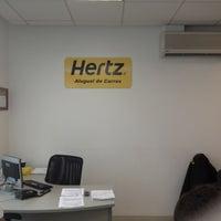 Photo taken at Hertz Aluguel de Carros by Juliana M. on 9/27/2012