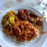 Photo taken at Shree Indian Cuisine by Shan S. on 6/7/2013