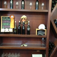 Photo taken at Highway 12 Winery - The Corner Store by Shan S. on 3/3/2013