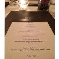 Photo taken at Quatrefoil Restaurant by Cheryl L. on 8/30/2014