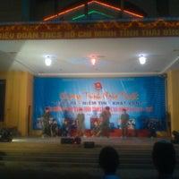 Photo taken at Nhà văn hóa Thiếu nhi tỉnh Thái Bình by Bờm B. on 10/12/2012