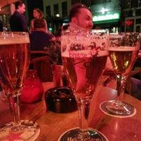 Photo taken at Café De Tempelier by Matheu S. on 4/14/2016