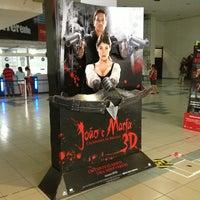Foto tirada no(a) Cinemas Teresina por Miguel F. em 2/10/2013