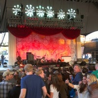 Photo taken at Sprint Pavilion by Barry C. on 10/19/2012
