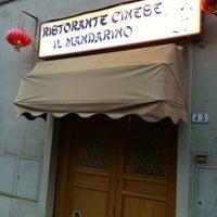 Foto scattata a Ristorante Cinese Il Mandarino da Lele M. il 8/17/2013