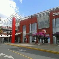 Photo taken at Galerías Santo Domingo by Fidel E. on 12/19/2012