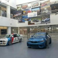 Photo taken at BMW of North America, LLC by J K. on 4/6/2016