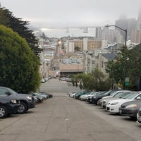 Photo taken at Russian Hill by J K. on 9/20/2017
