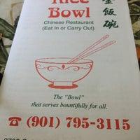 Photo taken at Rice Bowl by Sandra B. on 12/19/2012