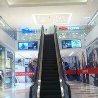 Photo taken at Big Fashion Danilof Mall by Joseane A. on 10/14/2013