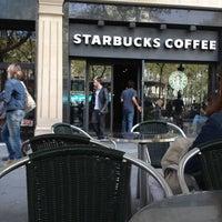 Photo taken at Starbucks by Less on 10/13/2012