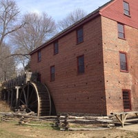 Photo taken at Colvin Run Mill by Ricky C. on 3/23/2013