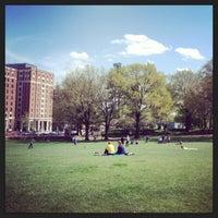 Photo taken at Johns Hopkins University by Ricky C. on 4/20/2013