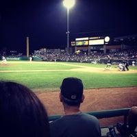 Photo taken at Stockton Ballpark by Matt S. on 7/5/2013