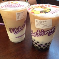 Photo taken at Chatime by Amanda C. on 6/23/2014