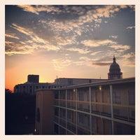 Photo taken at La Quinta Inn Austin Capitol / Downtown by Brandy Michele A. on 6/16/2013