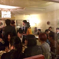 Photo taken at cafe and bar com by Kazuyoshi F. on 12/3/2016