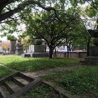 Photo taken at 崇福寺 黒田家墓所 by take0a on 10/10/2015