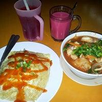 Photo taken at Restoran La Suria by Yvonne L. on 9/22/2013