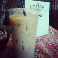 Photo taken at The Good Earth Coffee & Tea by Rebeckah G. on 9/15/2012