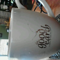 Photo taken at The Good Earth Coffee & Tea by Rebeckah G. on 9/21/2012