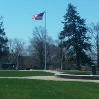 Photo taken at Walnut Hill Park by Donna Z. on 4/24/2014