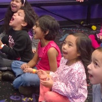 Photo taken at Pump It Up of Piscataway by Alan O. on 3/8/2014