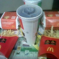Photo taken at McDonald's by Gladys M. on 5/11/2013