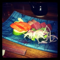 Photo taken at Bamboo Sushi by Slater D. on 11/28/2012