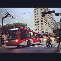 Photo taken at Avenida Rio Branco by ALEOS BLACK 9. on 10/27/2012