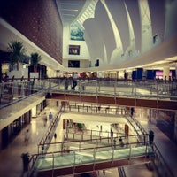 Photo taken at The Gardens Mall by littleredzs on 11/24/2012