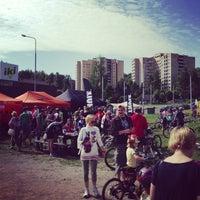 Photo taken at Sauletekio / Plytines Miskas by Karolis M. on 6/16/2013