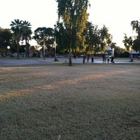 Photo taken at Perry park by Adrián J. on 12/27/2012