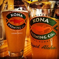 Photo taken at Kona Brewing Co. & Brewpub by Shamus D. on 9/29/2012