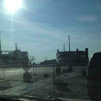 Photo taken at Port of Calapan by Kay M. on 4/8/2013