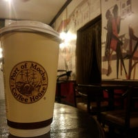 Photo taken at Port of Mocha Coffee House by KOT T. on 1/3/2014