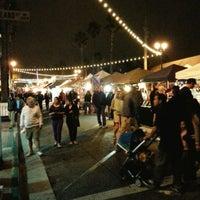 3/22/2013 tarihinde @TripDawgziyaretçi tarafından Oceanside Farmers Market'de çekilen fotoğraf