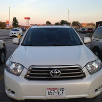 Photo Taken At Gandrud Nissan By Katrina T. On 7/30/2013 ...