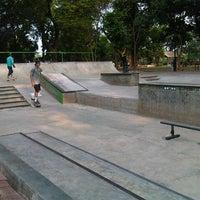 Foto tirada no(a) Greenpark Skatepark por Ilham T. em 10/6/2013