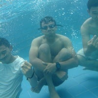 Photo taken at Labersa Water Park by Muhammad Haris F. on 2/10/2014