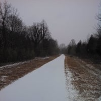 Photo taken at Muddy Creek Greenway by Kipp H. on 1/28/2014