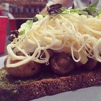 Photo taken at Shisha Bar & Restaurant by Jo A. on 8/23/2015