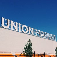 Photo taken at Union Market by Jared C. on 6/8/2013