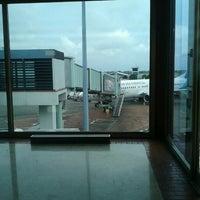 Photo taken at Gate F3 by Olga &. on 12/13/2012