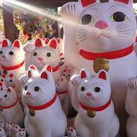 Foto scattata a Gotokuji Temple da Ens I. il 2/11/2013